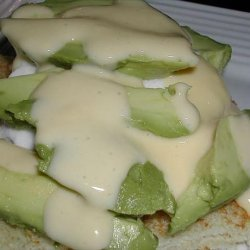 California Avocado Eggs Benedict