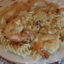 Shrimp Scampi (My Way)