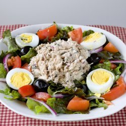 Tuna-Egg Salad