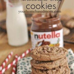 Nutella Chip Cookies