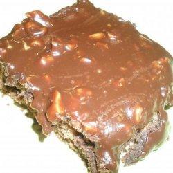 Chocolate Sybil Cake