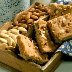 Almond Banana Bars