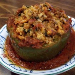 Penny's Stuffed Bell Peppers