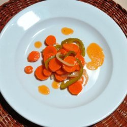 Marinated Carrots   copper Pennies