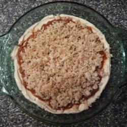 Crab Pizza Dip recipe