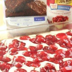 Cherry Caramel Brownies