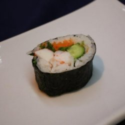 Futomaki - Big Sushi Roll