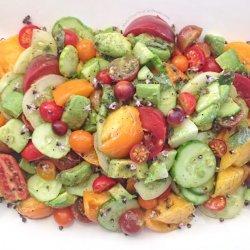 Summer Tomato Salad recipe