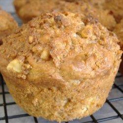 Banana Nut Crunch Muffins