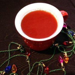 Weight Watchers Mulled Apple-Cranberry Cider recipe