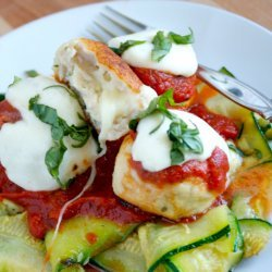 Mozzarella-Stuffed Chicken
