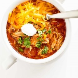 Crockpot Gourmet Chili