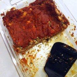 Non Dairy Lasagna