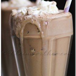 Ultimate Chocolate Milkshake