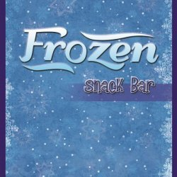 Frozen Snack Bars