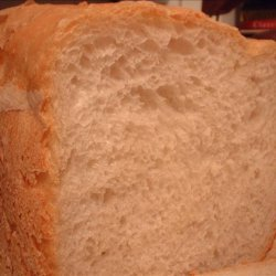 Healthy French Bread Loaf (Abm / Machine)