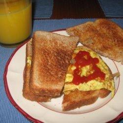 Toasted Western Sandwich