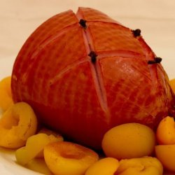 Ginger Glazed Ham