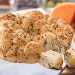 Garlic and Fresh Herb Pull–apart Bread