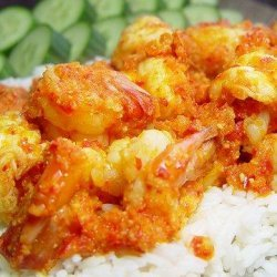 Red Chili Shrimp recipe