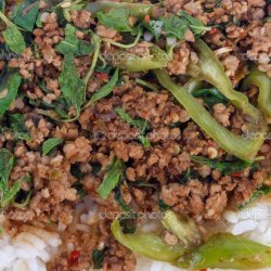 Thai Spicy Fried Pork