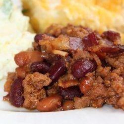 BBQ Beans (Cowboy Beans)