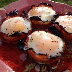 Ham, Egg & Cheese Cups