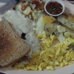 Home-Style Scrambled Eggs
