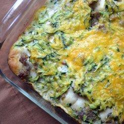 Sausage Zucchini Casserole