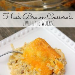 Cheesy Hash Browns Casserole