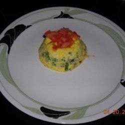 Easy Microwave Omelet