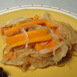 Glazed Onions and Carrots