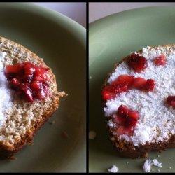 Freezer Strawberry Jam-Sugar Free