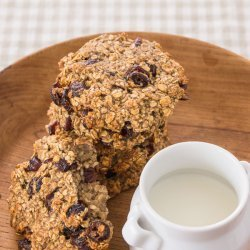 Oatmeal Cookies (Vegan)