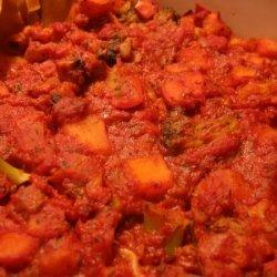 Vegetable No Cheese Lasagna