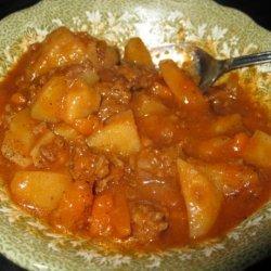 Very Versatile Venison Stew