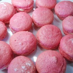 French Pink Macaroons