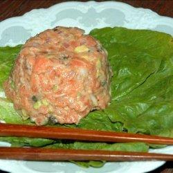 Salmon & Horseradish Tartare