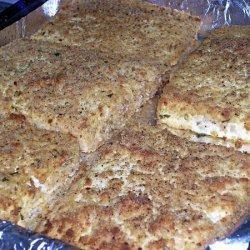 Baked Italian Style Tofu (Toaster Oven)