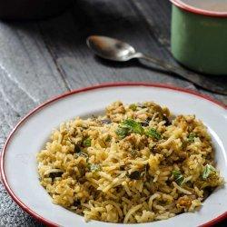 Microwave Biriyani