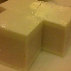 Coconut Pudding Squares