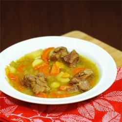 Easy Beef Stew (Crock Pot)