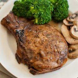 Balsamic - Glazed Pork Chops