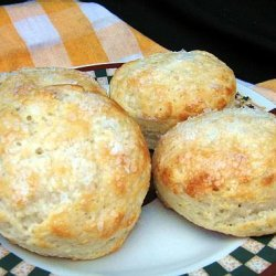 White Lily Peppered Sour Cream Biscuits recipe