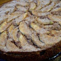 English Apple Cinnamon Coffee Cake (Zwt Three)