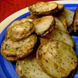 Easy Enough Roasted Potatoes