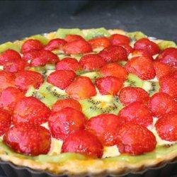 Strawberry Kiwi Tart/Tartlets