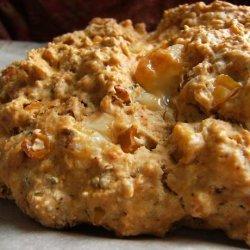Corn & Camembert Bread