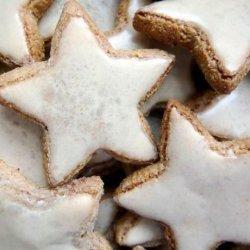 Cinnamon Stars (Zimsterne) German Christmas Cookies