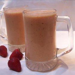 Mango-berry Smoothie